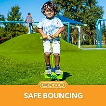 safe kids pogo stick