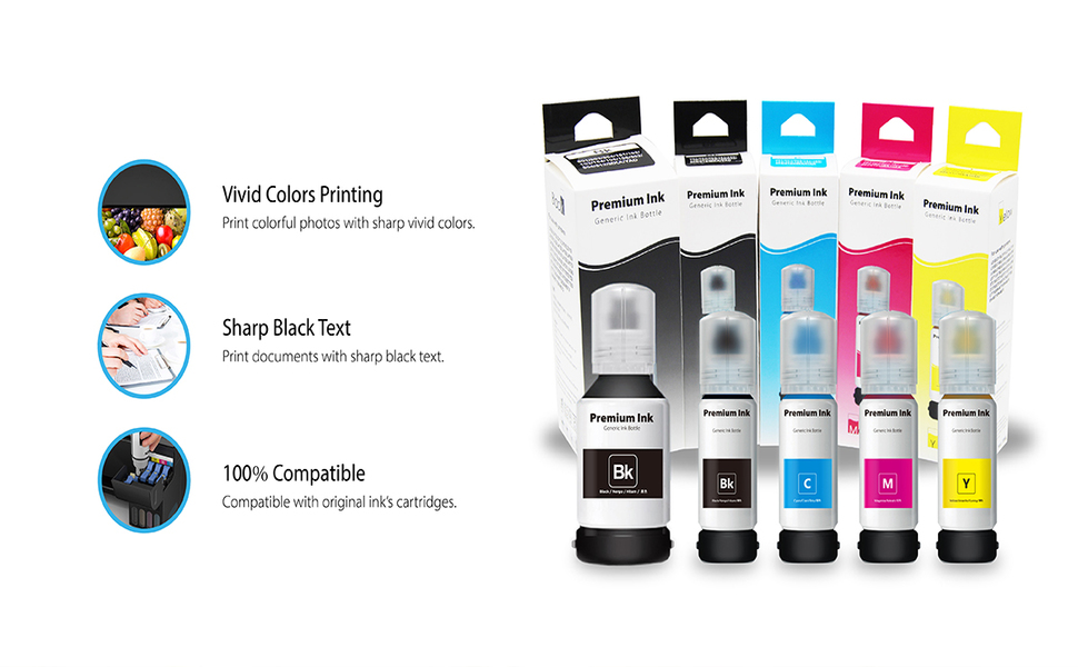 epson ink epson 003 ink epson 001 ink epson 003 black ink bottles epson l3110 ink epson l3150 ink