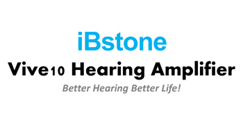 ibstone vive hearing amplifier