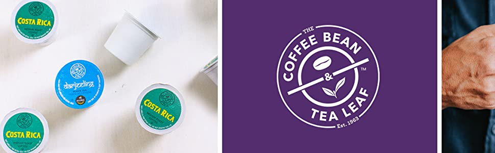 The Coffee Bean & Tea Leaf Single Serve Kcups