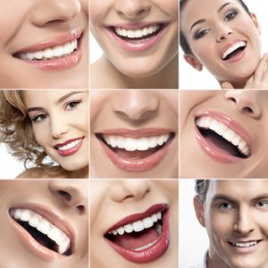 Suit for different teeth