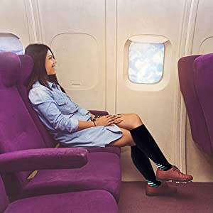 Flight Stockings for Airplane long-haul flying - Anti-DVT