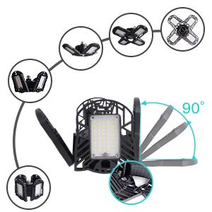 90 deformable led light