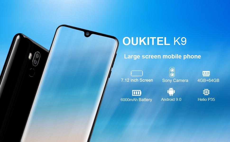Large Screen Mobile Phone