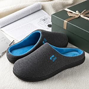 RockDove men's slippers gift