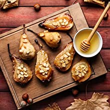 dressing marinade drizzle dessert glaze sauce raw honey gifts for women chef foodie new zealand