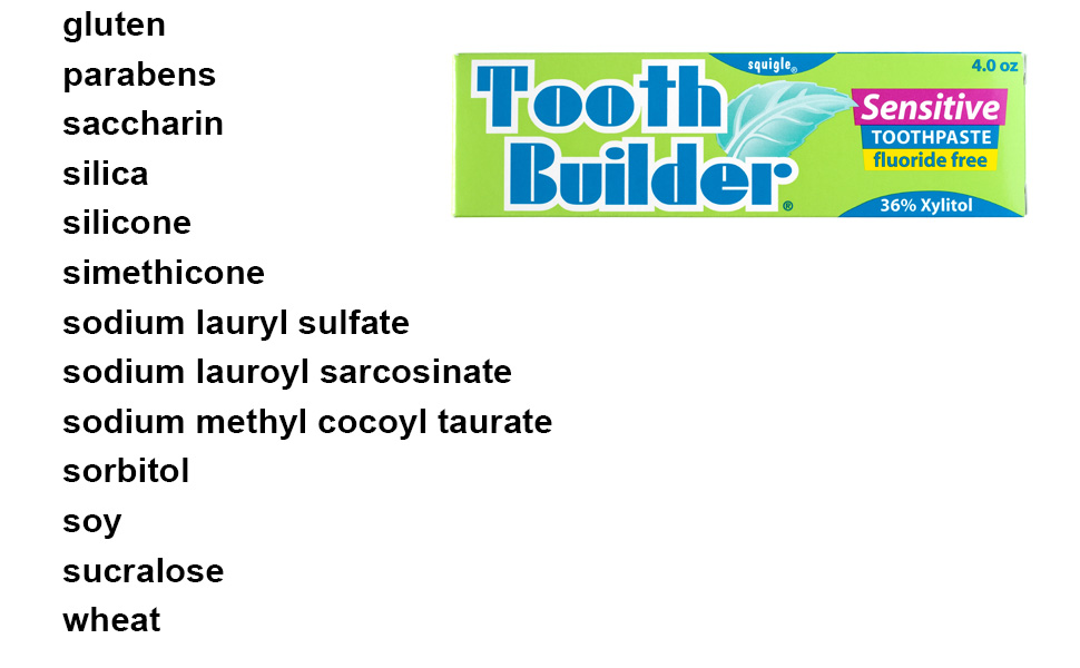 tooth builder