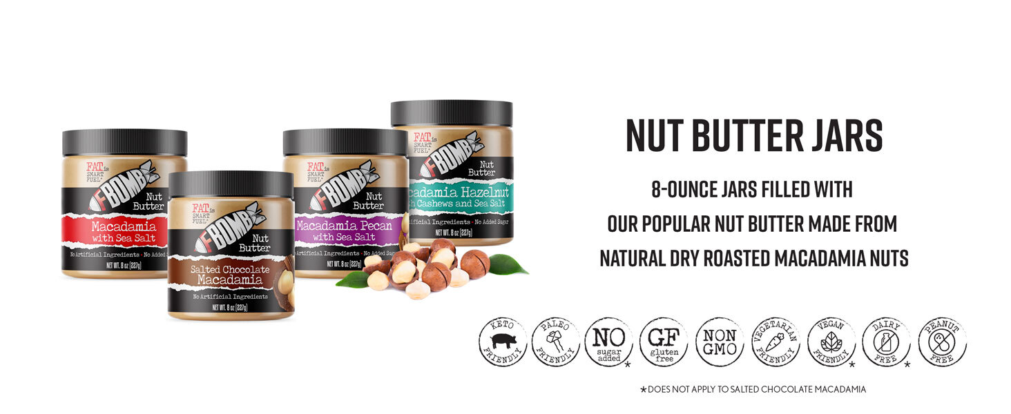 fat bomb squeeze pack rx nut butter slimfadt fat bombs lilys chocolate chips pork rinds