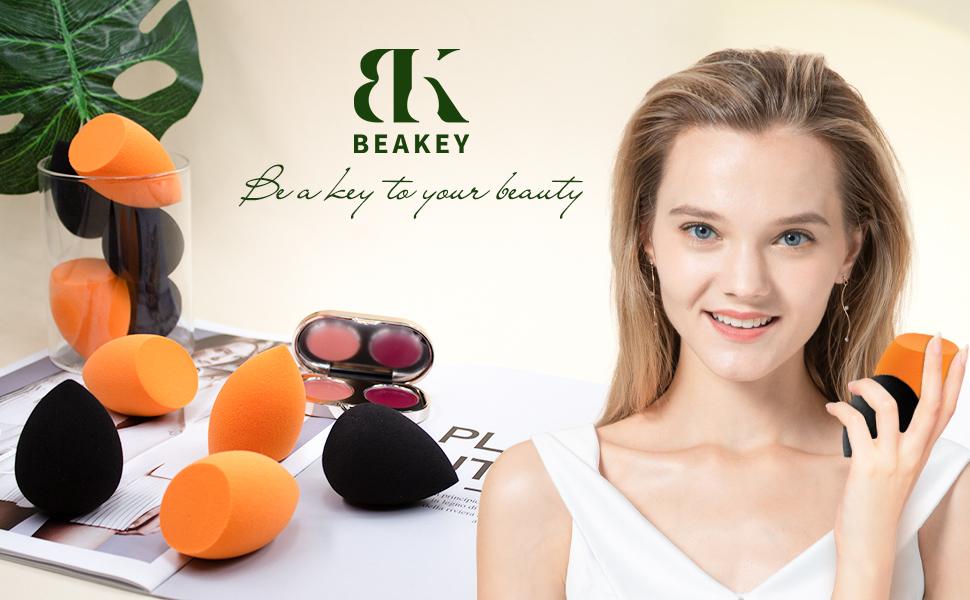 BEAKEY makeup sponges
