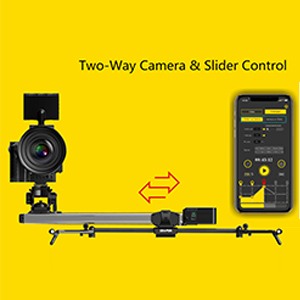 Two-Way Camera & Slider Control