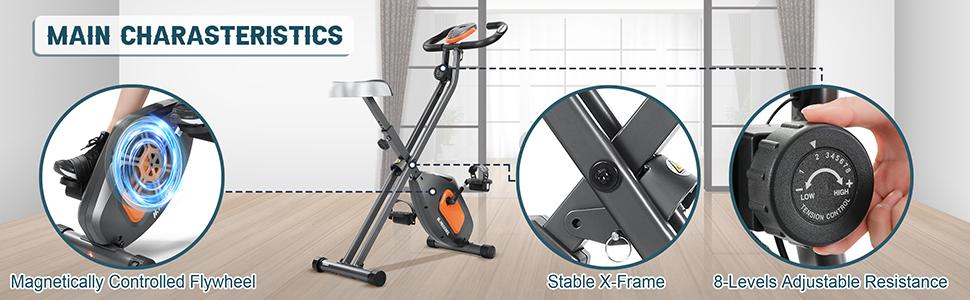 exercise bike stationary
