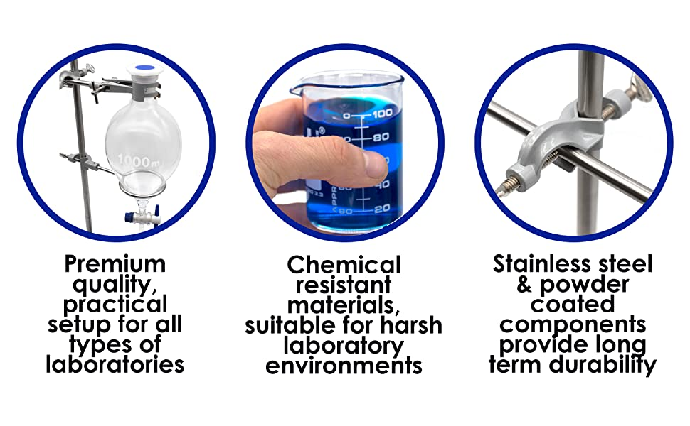 Premium quality, practical setup for all types of laboratories chemical resistant eisco labs bio