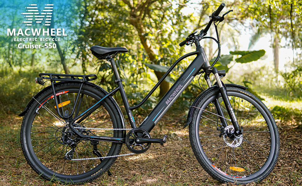 electric trekking bike