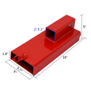 clamp on forklift hitch receiver-03