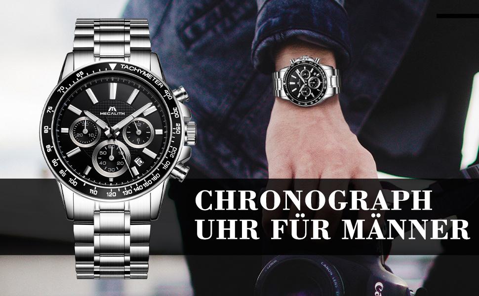 chronographen herren.