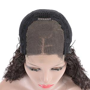 4x4 Lace Front Wigs Deep Wave