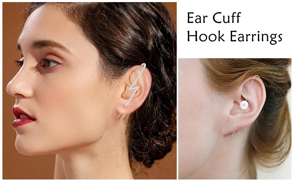 Ear Cuff Earring