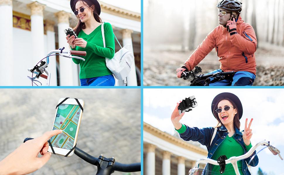 Porta Cellulare Bici Moto MTB