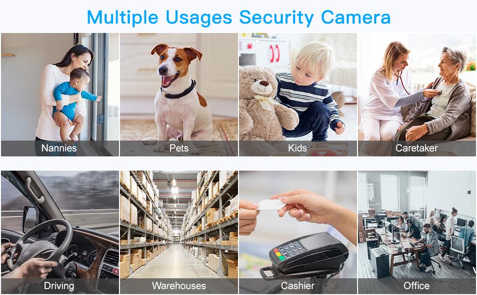 Flashandfocus.com e57859fb-5140-4e67-a82a-65a98940086e.__CR0,0,970,600_PT0_SX970_V1___ Mansso Mini Hidden Camera - 1080P Wireless WiFi Nanny Cam Home Camera,Small Portable Camera with Watch Band,Micro…