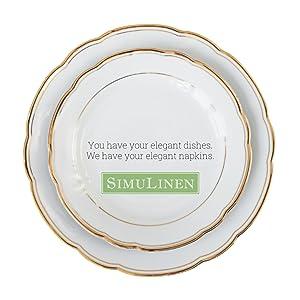 Elegant Plates