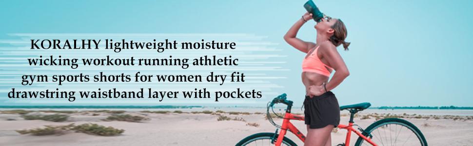 sport shorts for women