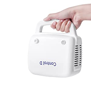 Control D Portable Nebulizer