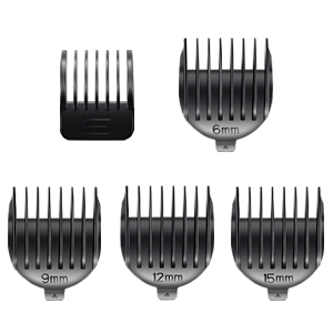 SELECTIVE TRIMMING COMBS