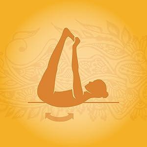 yogi yoga energy pose