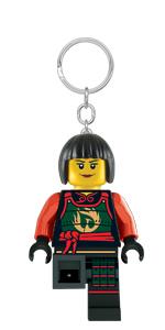 LEGO Ninjago Classic Nya Key Light keychain