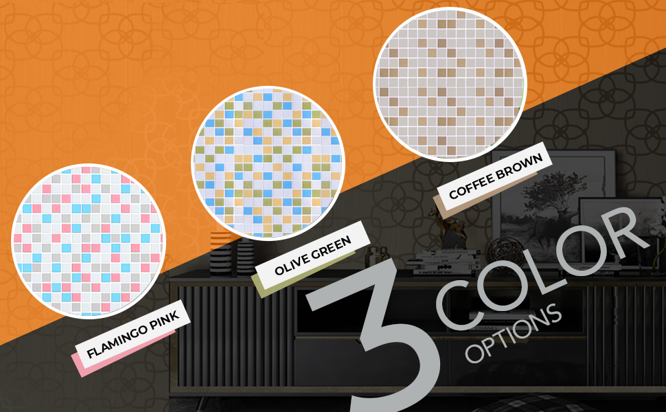tiles color options bathroom, kitchen wall paper stickers