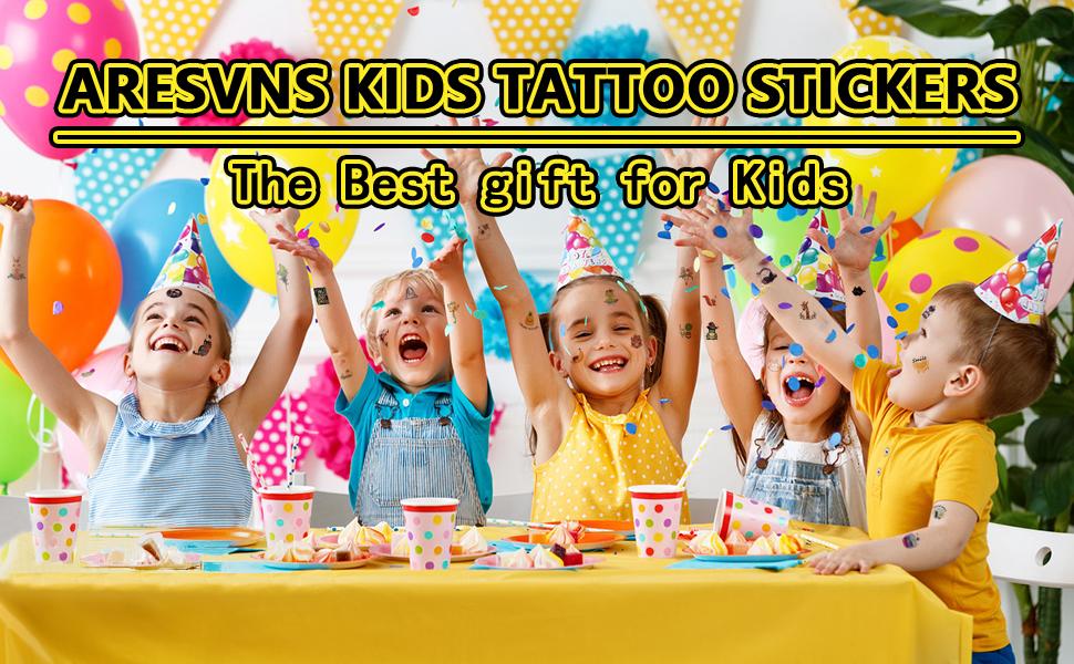 Kids Tattoo