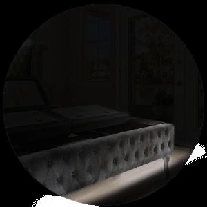under-bed lighting