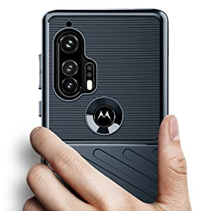 The Motorola Moto Edge Plus cover have 3.5mm thick ,