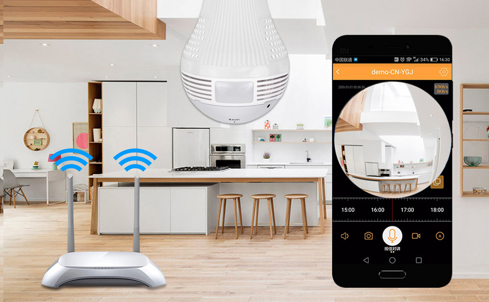 spy camera bulb hd video recording branded below 500 charger with wifi connect with mobile gadgets