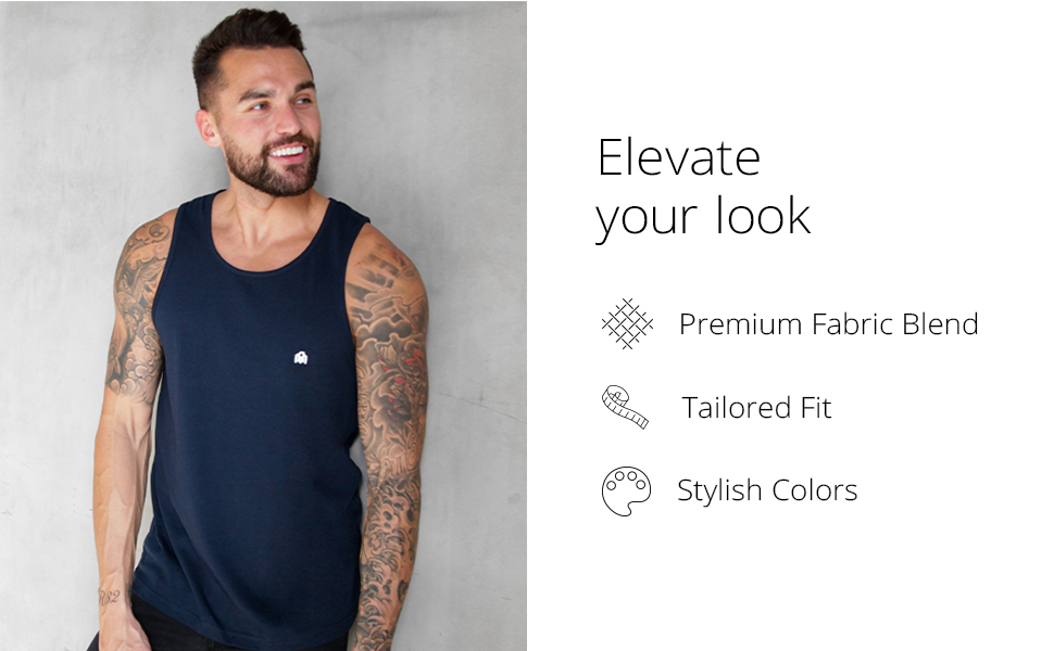 ITAM Basic Tanks - Elevate your look