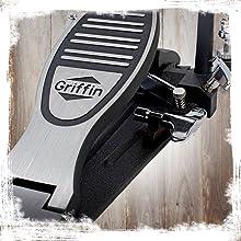 dual bass pedal