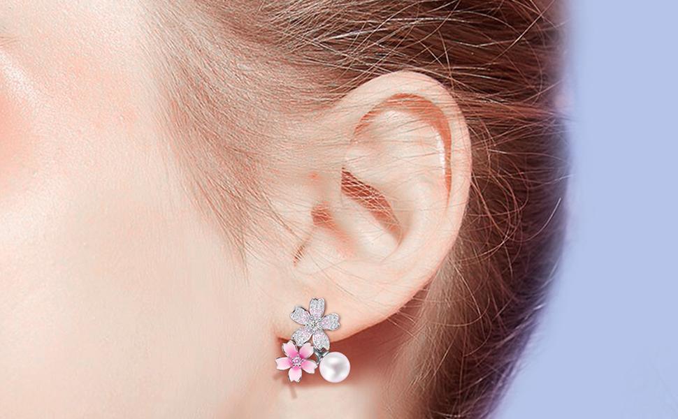 Earrings for women.