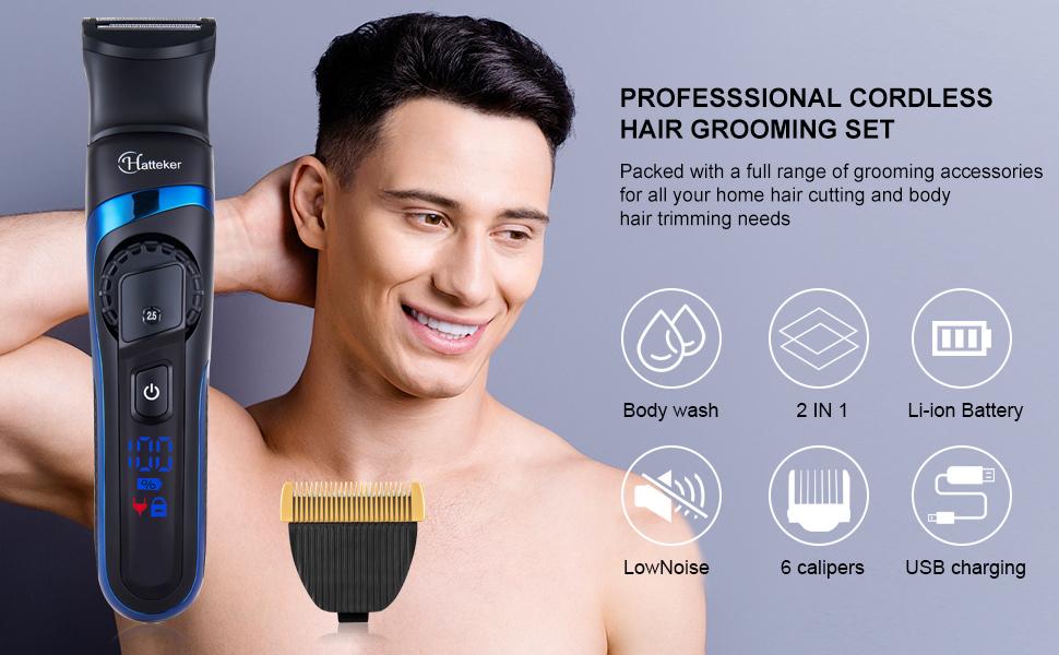 professional hair set