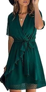 SVALIY Women short dress