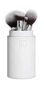 ilu makeup brush tube holder