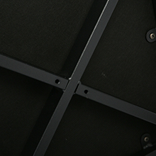 X-Shaped Seat Support