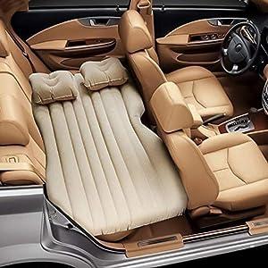 Inflatable Beds Pillows & Accessories car home kitchen back seat belt pillow cream crem no 1 best