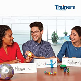 Make training fun with playful tools from Trainers Warehouse