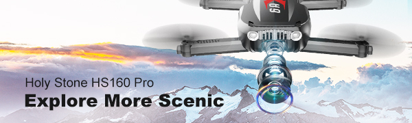 HS160 Pro Drone