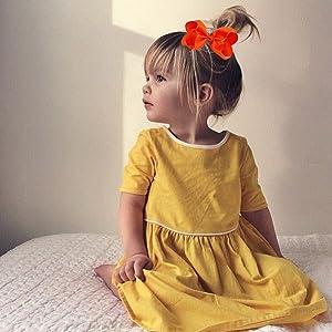 baby girls hair bows