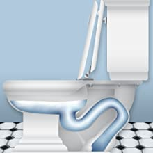 unclog my toilet fast,toilet plunger,accordion,unclogger,no chemicals,the best plunger