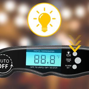 thermomètre de cuisine