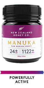 Raw Manuka Honey UMF 24+ (MGO 1122+)