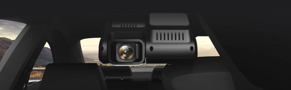 dual camera car