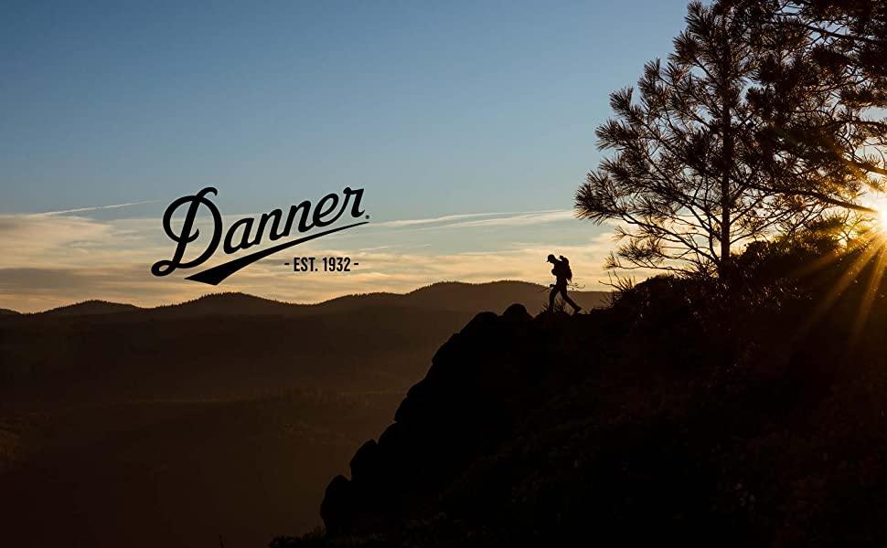 Daner Brand Logo for Hunt